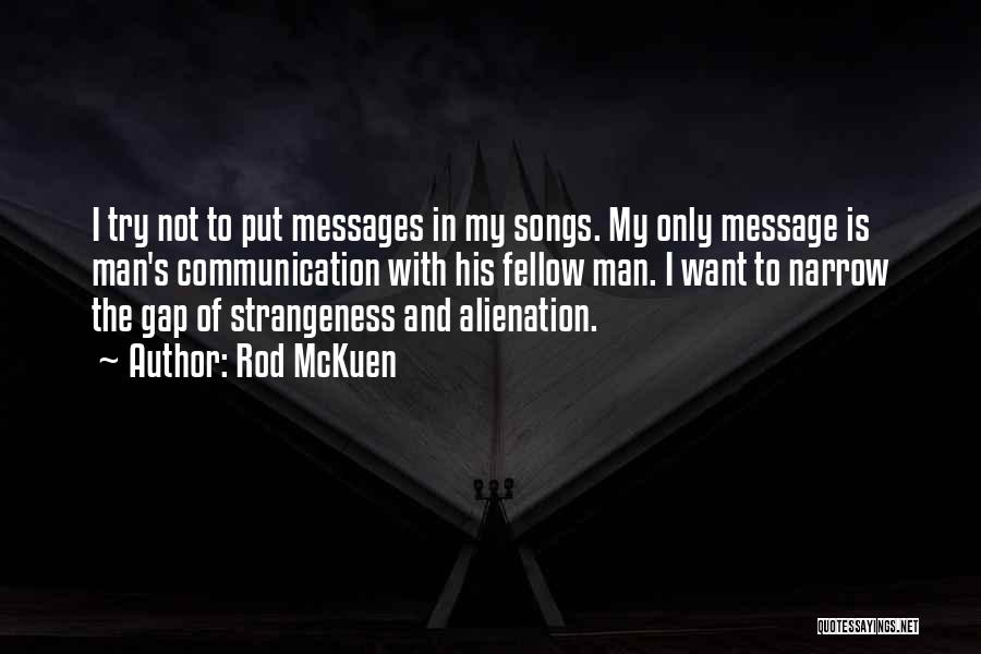 Rod McKuen Quotes 2128786
