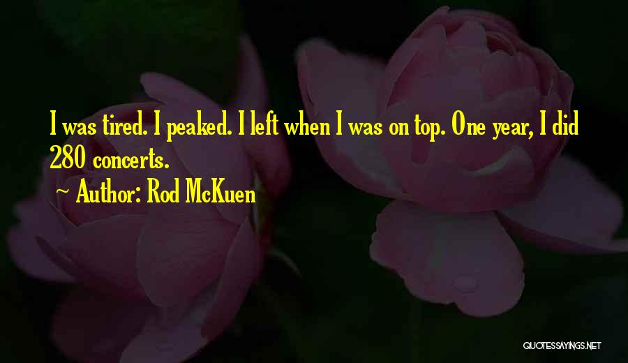 Rod McKuen Quotes 316731