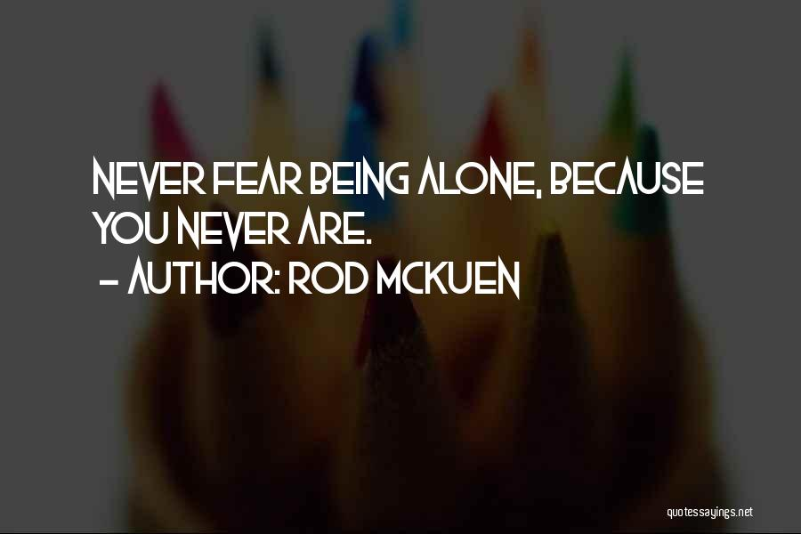 Rod McKuen Quotes 590306