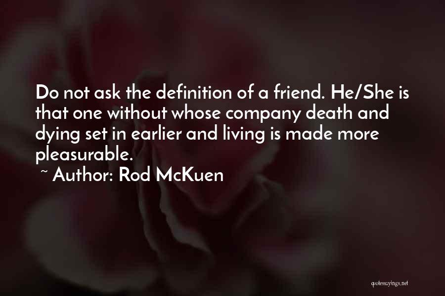 Rod McKuen Quotes 708458