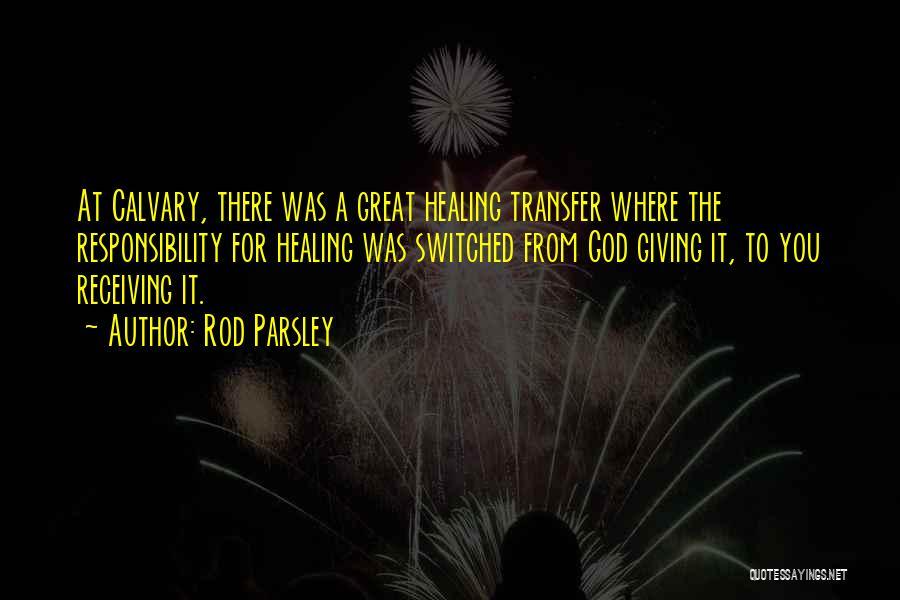 Rod Parsley Quotes 1026270