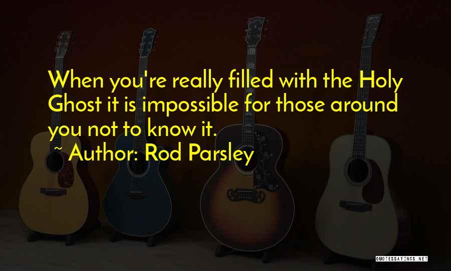 Rod Parsley Quotes 1399512