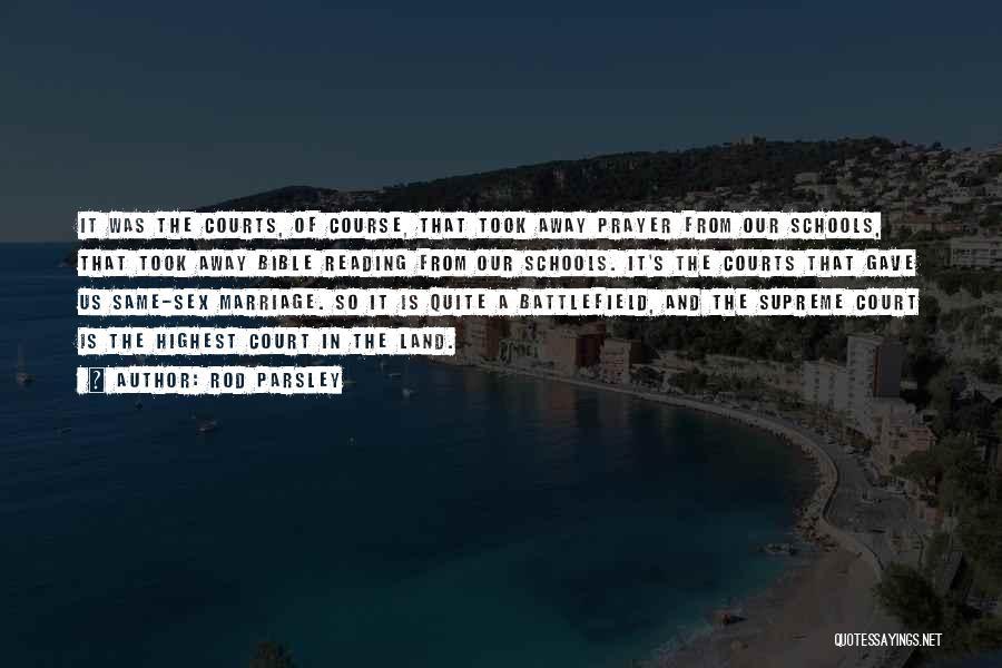Rod Parsley Quotes 1532559
