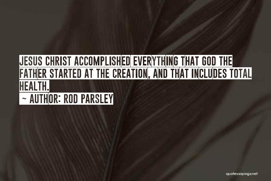 Rod Parsley Quotes 1543021
