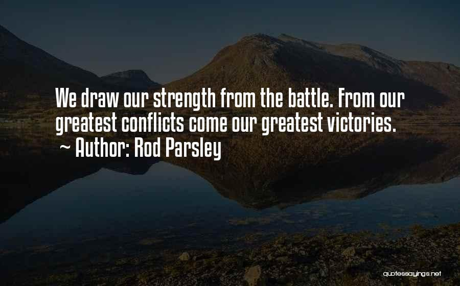 Rod Parsley Quotes 212459