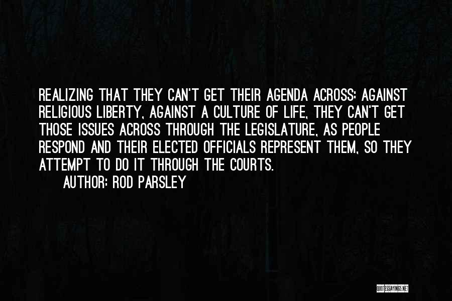 Rod Parsley Quotes 2184347