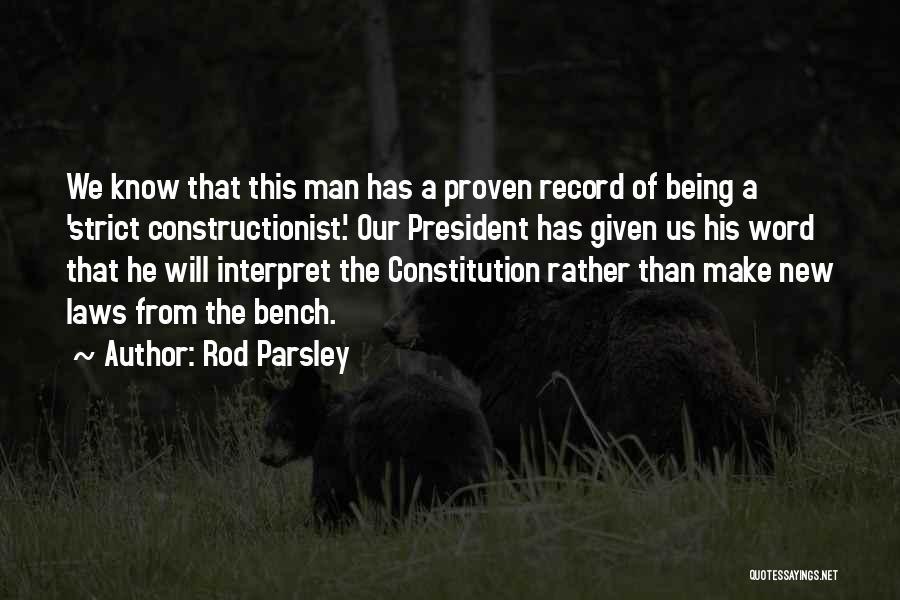Rod Parsley Quotes 275523