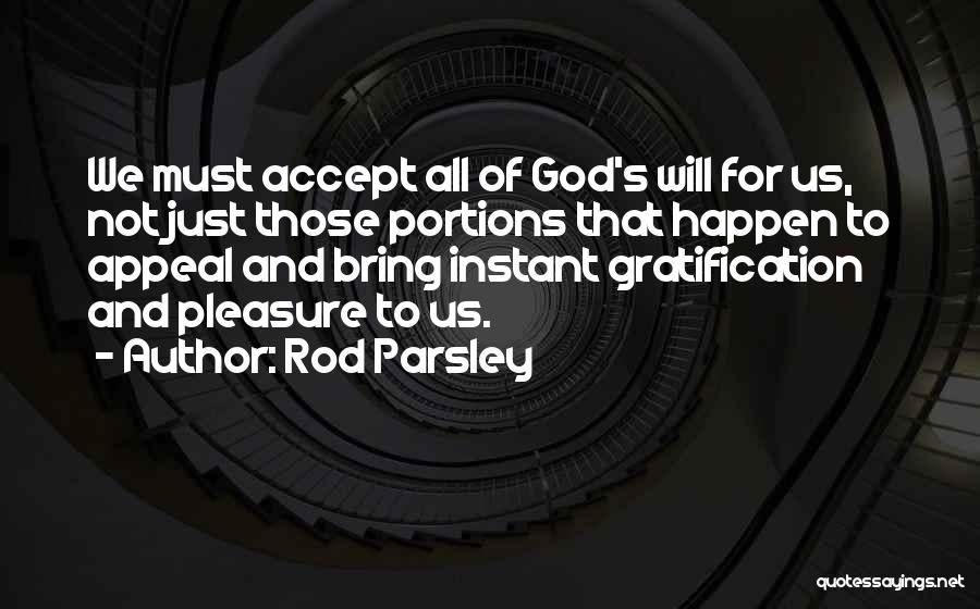 Rod Parsley Quotes 435223