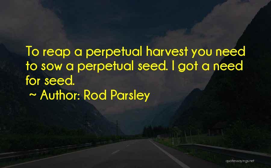 Rod Parsley Quotes 436426