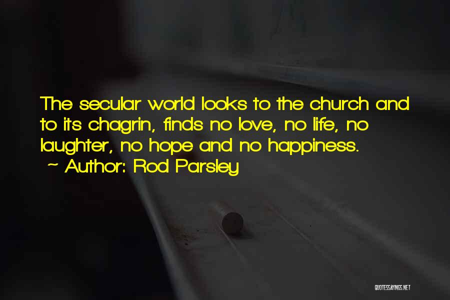 Rod Parsley Quotes 579026