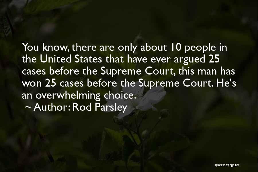 Rod Parsley Quotes 857453