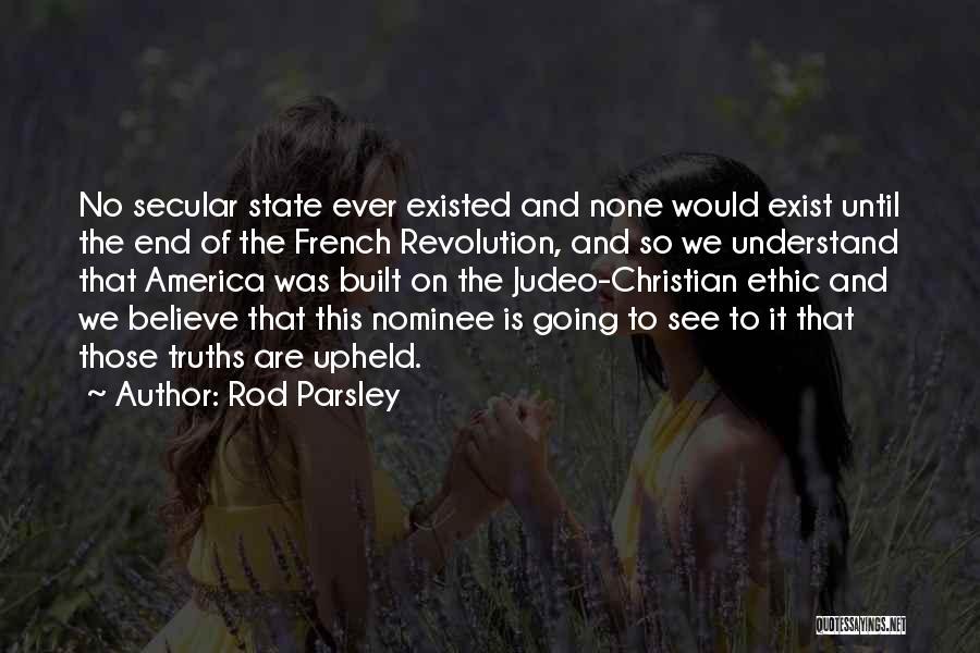 Rod Parsley Quotes 981641