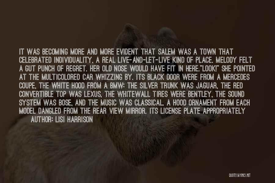 Rodeo Quotes By Lisi Harrison