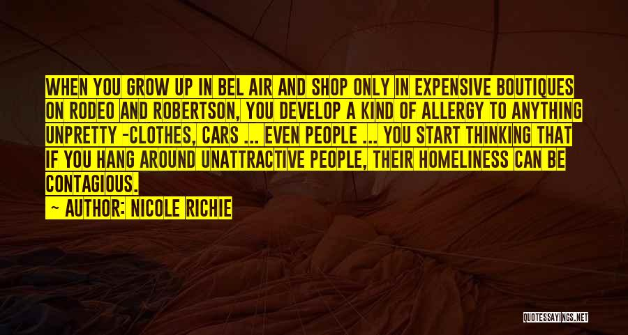 Rodeo Quotes By Nicole Richie