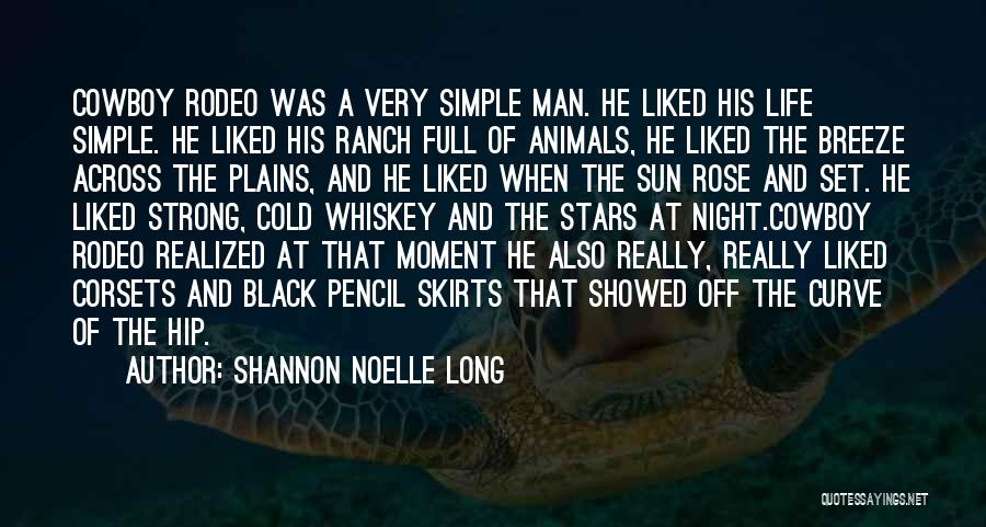 Rodeo Quotes By Shannon Noelle Long