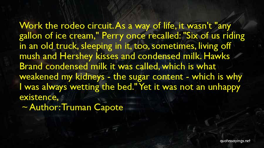 Rodeo Quotes By Truman Capote