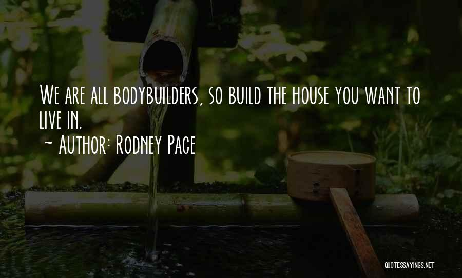 Rodney Page Quotes 511724
