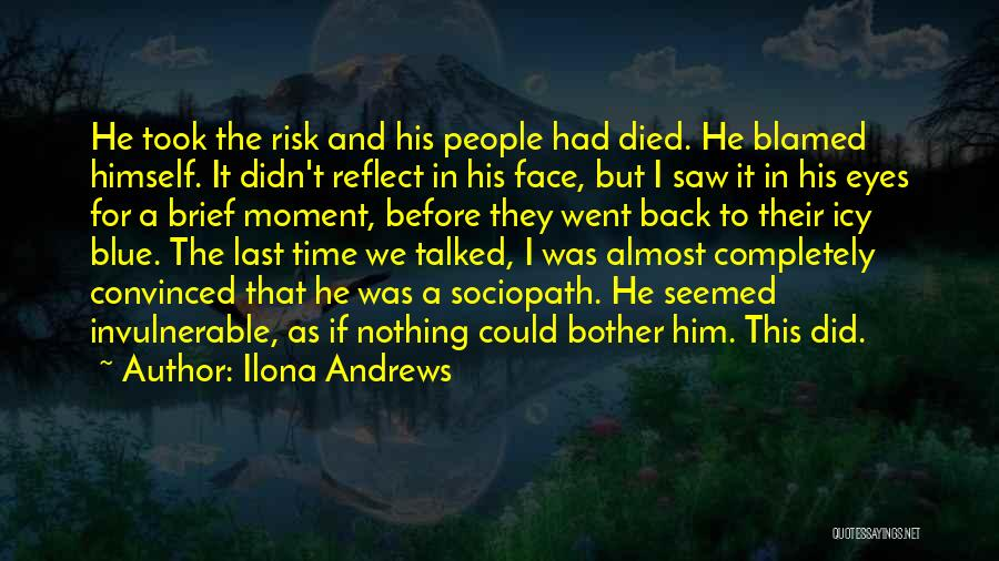 Rogan Quotes By Ilona Andrews