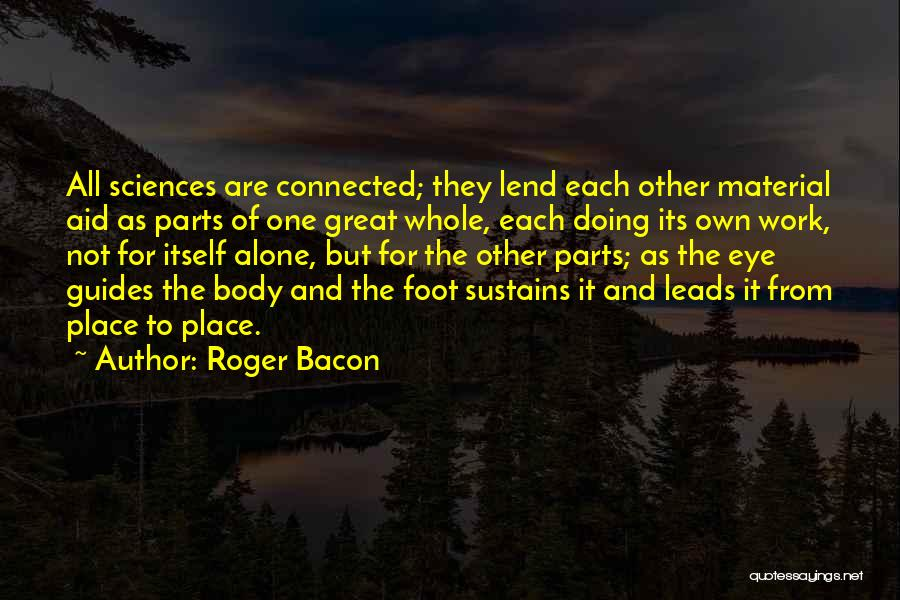 Roger Bacon Quotes 129580