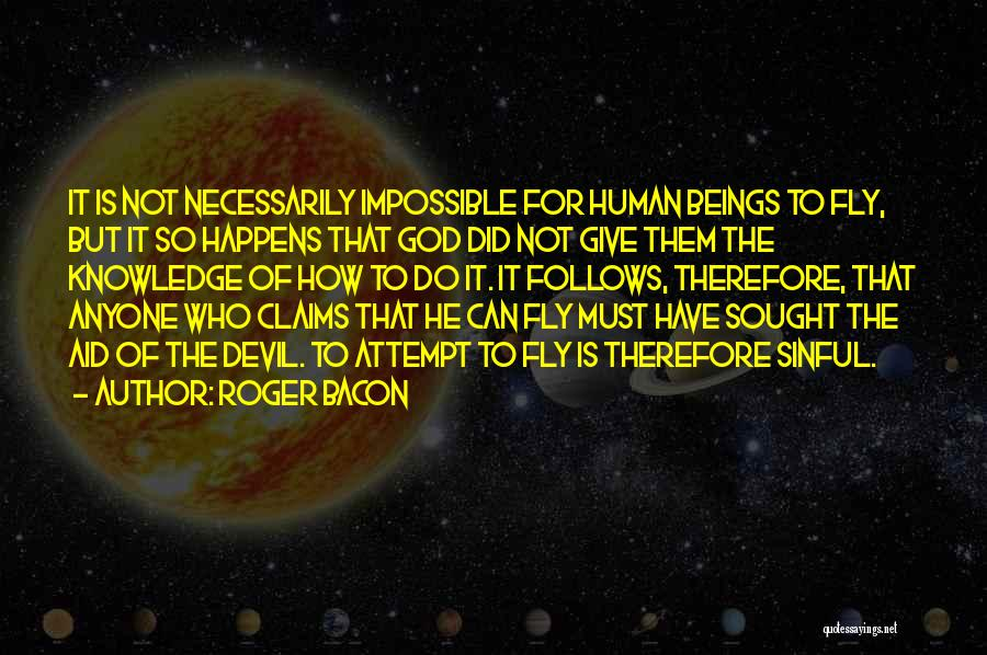 Roger Bacon Quotes 1865594