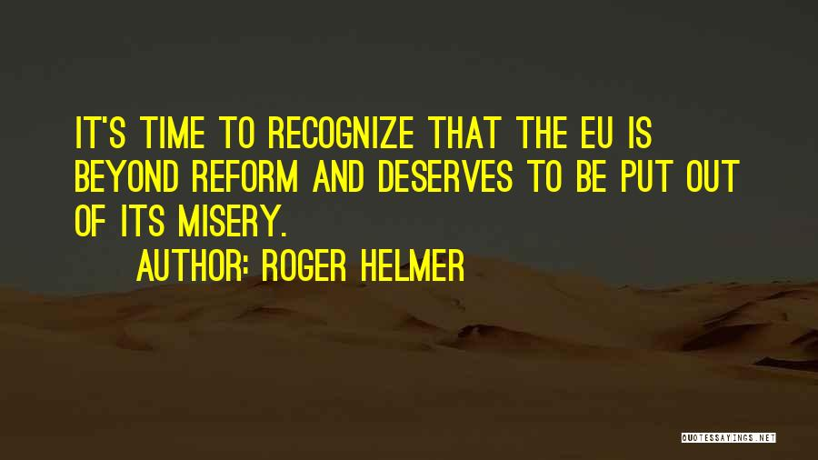 Roger Helmer Quotes 2050675