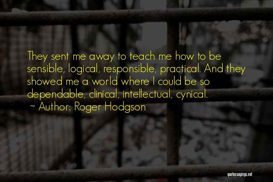 Roger Hodgson Quotes 568684