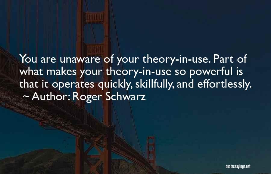 Roger Schwarz Quotes 408209