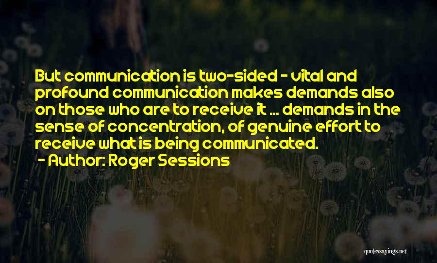 Roger Sessions Quotes 1515081