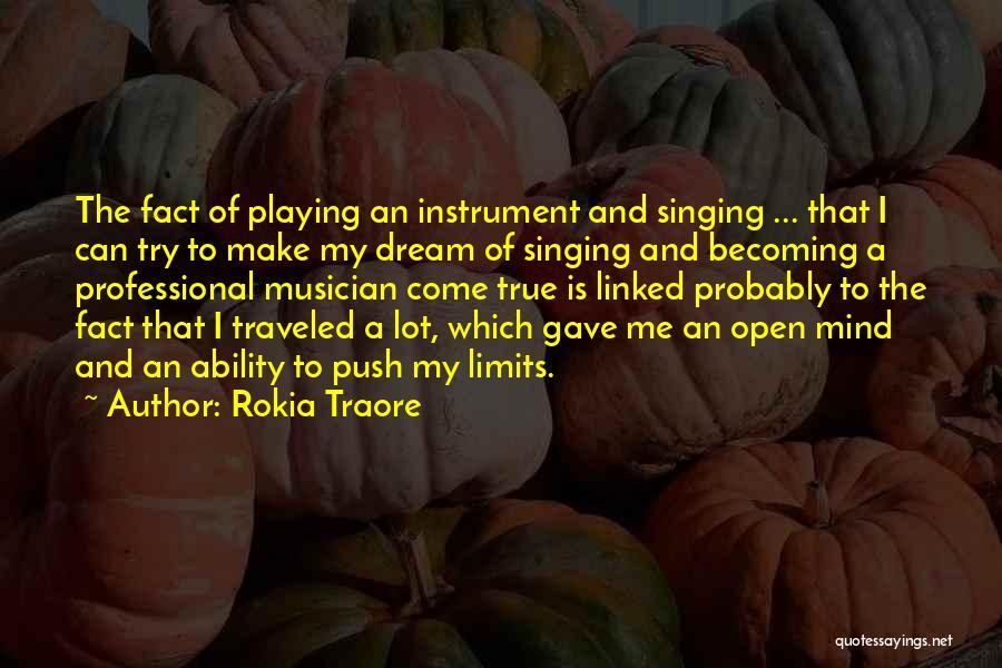Rokia Traore Quotes 1020844