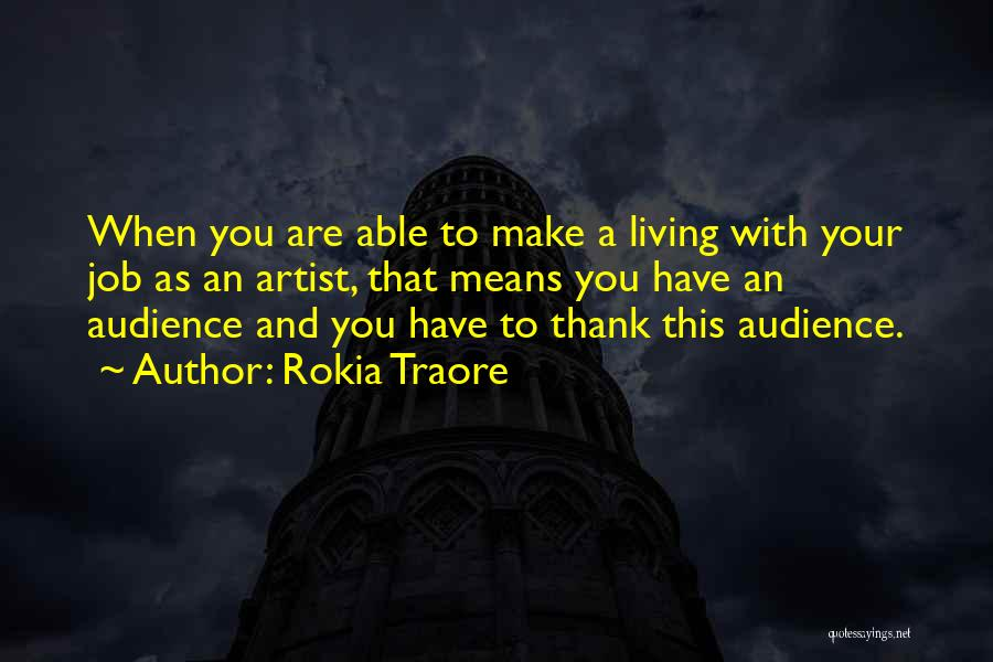 Rokia Traore Quotes 1055142