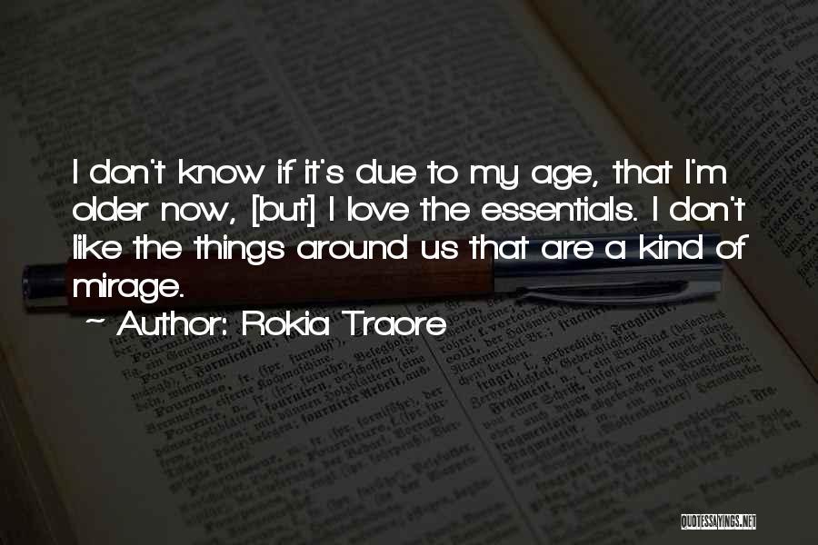Rokia Traore Quotes 1230461