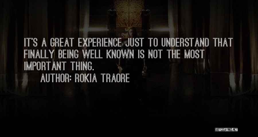 Rokia Traore Quotes 1805553