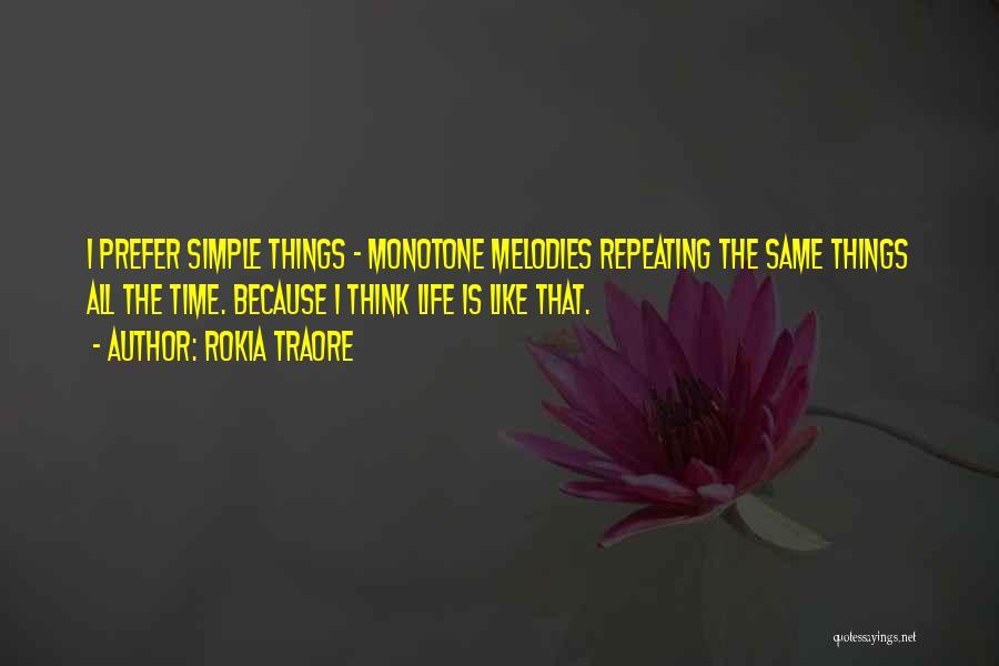 Rokia Traore Quotes 2194480