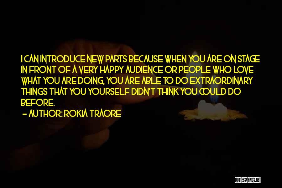 Rokia Traore Quotes 481828