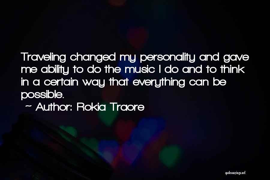 Rokia Traore Quotes 967095