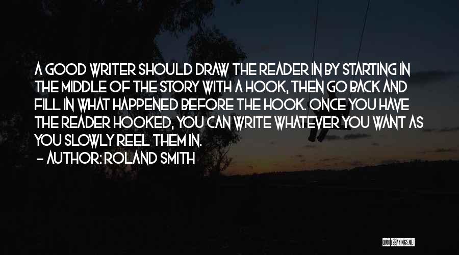 Roland Smith Quotes 2024883