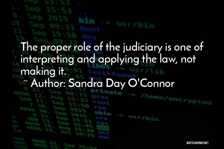 Top 3 Role Of Judiciary Quotes & Sayings