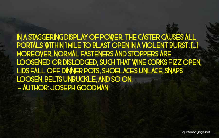 Role Playing Game Quotes By Joseph Goodman