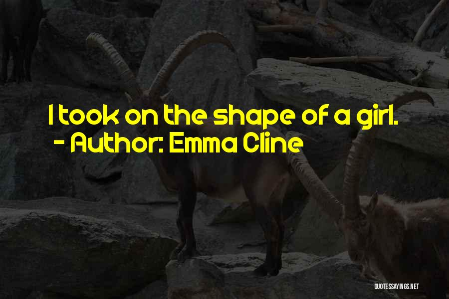 Roles Quotes By Emma Cline