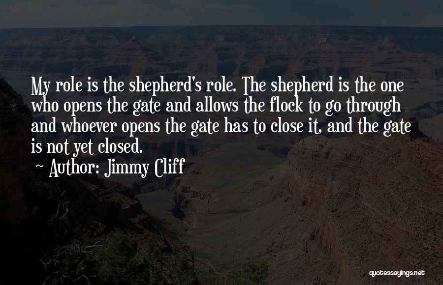 Roles Quotes By Jimmy Cliff