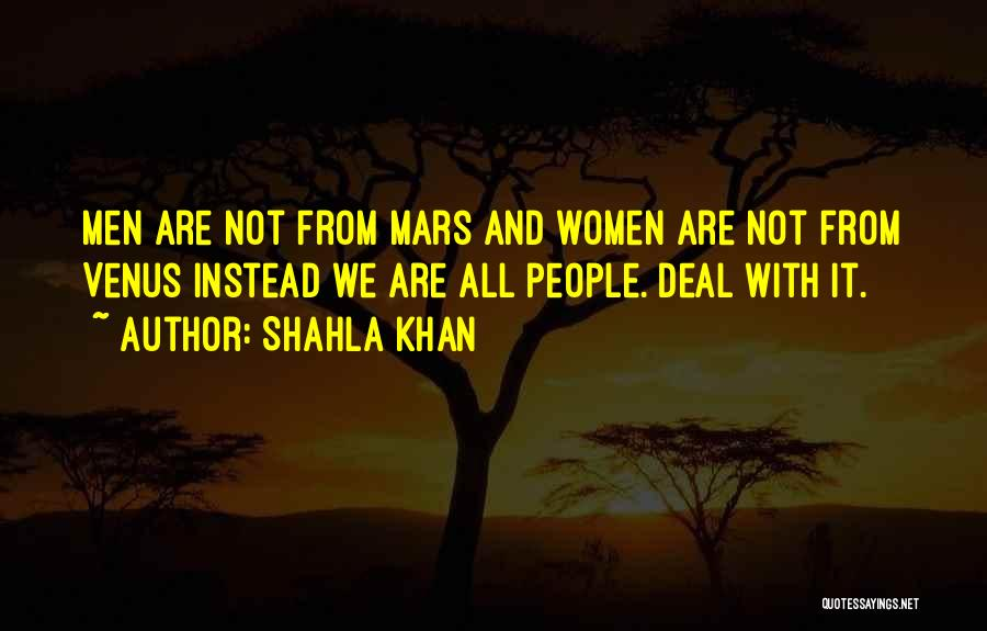 Roles Quotes By Shahla Khan