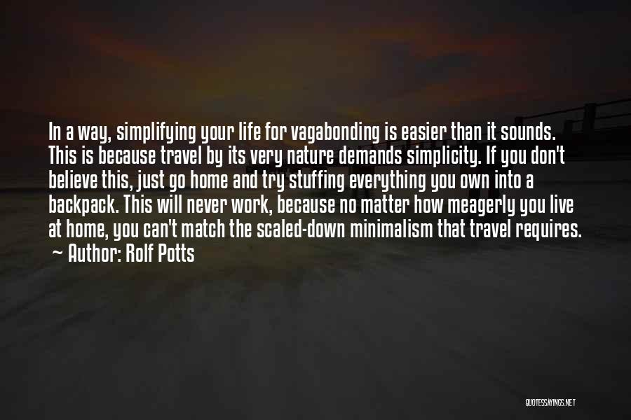 Rolf Potts Quotes 105632