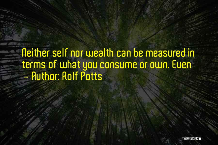 Rolf Potts Quotes 2086825