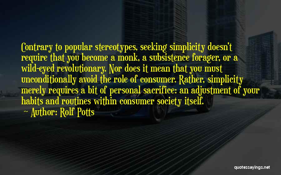 Rolf Potts Quotes 231141