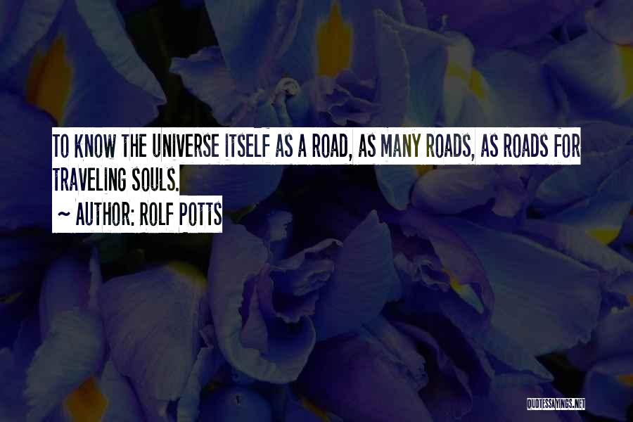 Rolf Potts Quotes 422020