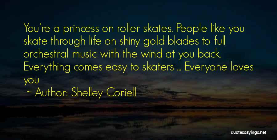 Top 31 Quotes & Sayings About Roller Skates