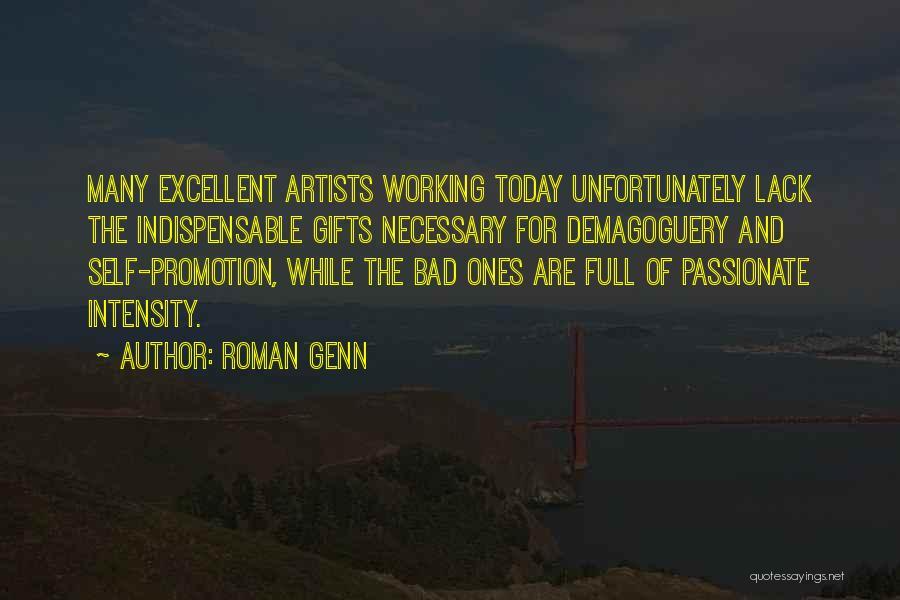 Roman Genn Quotes 1898187