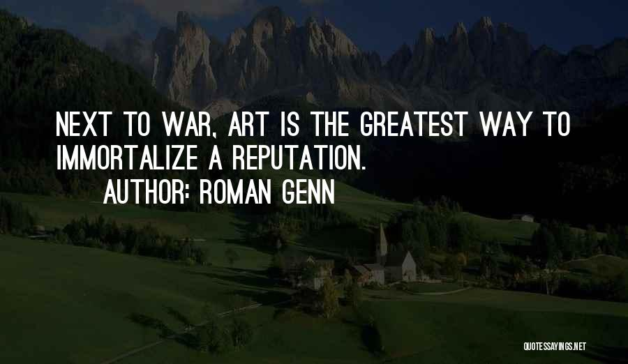 Roman Genn Quotes 2109750