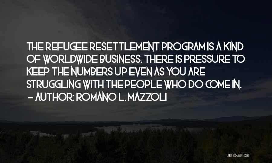 Romano L. Mazzoli Quotes 1067947