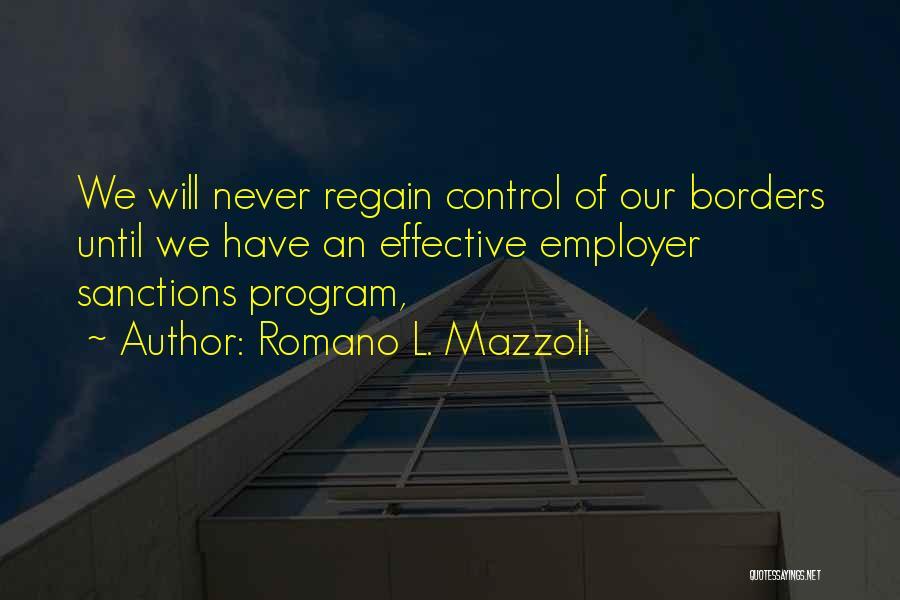 Romano L. Mazzoli Quotes 849000